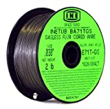 INETUB BA71TGS .030-Inch on 2-Pound Spool Carbon Steel Gasless Flux...